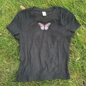 Butterfly Tee 🦋